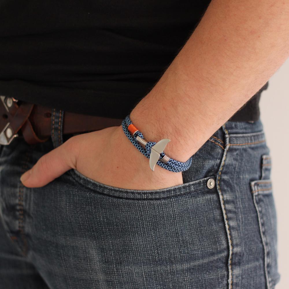 Bracelet Ar-men porté