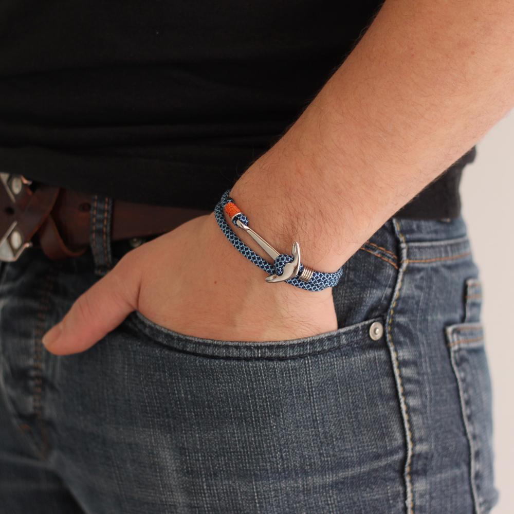 Bracelet Eckmühl porté