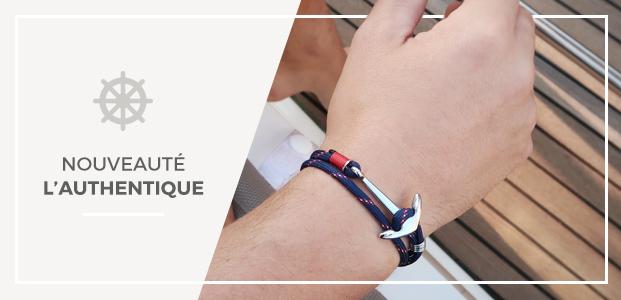 nouveau bracelet l'authentique