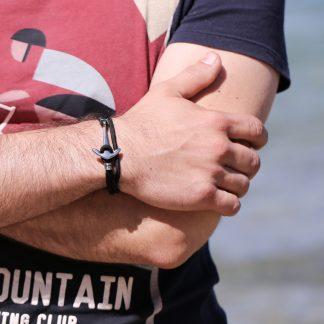 bracelet pen men porté