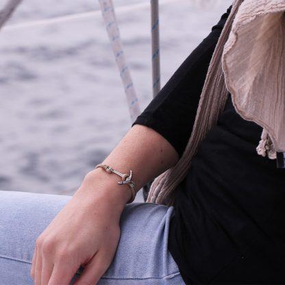 bracelet hoedic porté