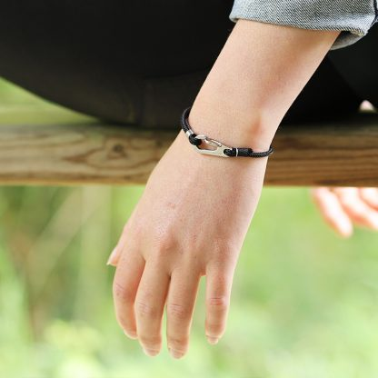 bracelet huelgoat porté
